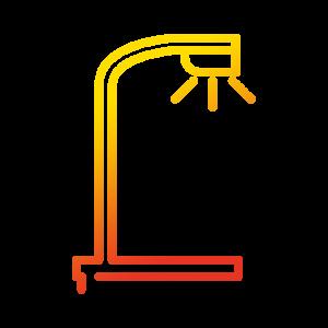 Ikona Wysięgniki oświetleniowe